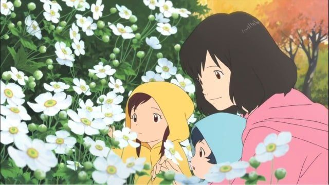 Anime Movies, Anime Families