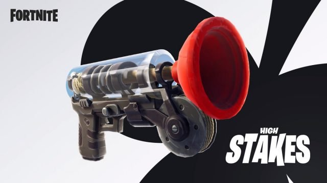 fortnite grappler charges