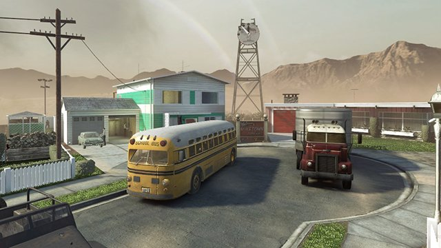 Is Nuketown in Black Ops 4?