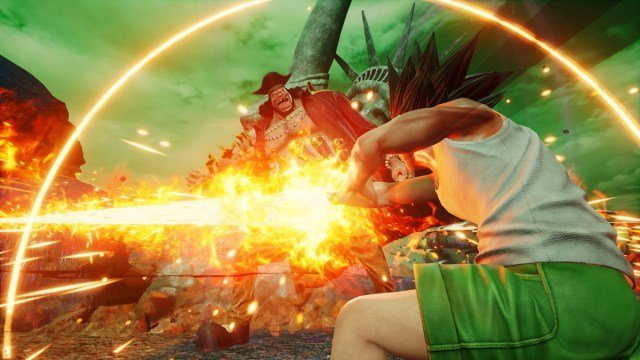 jump force on ps4 release