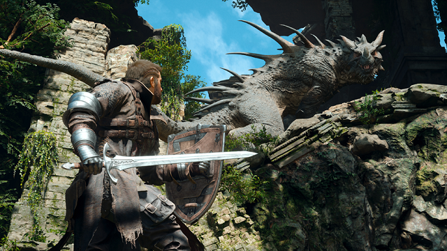 Project Awakening is a new action-RPG from Cygames.
