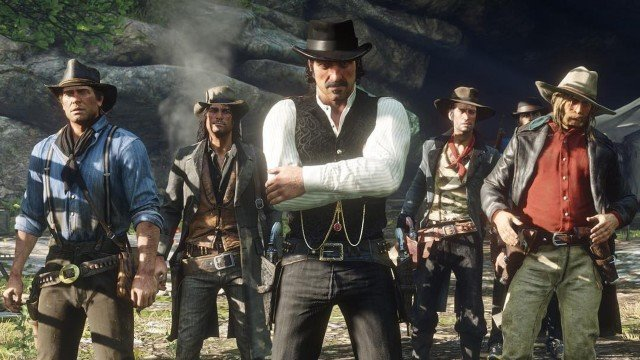 Red Dead Redemption 2 Shipped 17 Million Units Since Launch