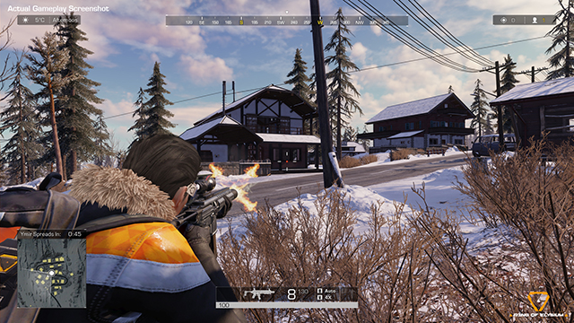 Ring Of Elysium Europa Encountered A Problem Steam - The Best Brand