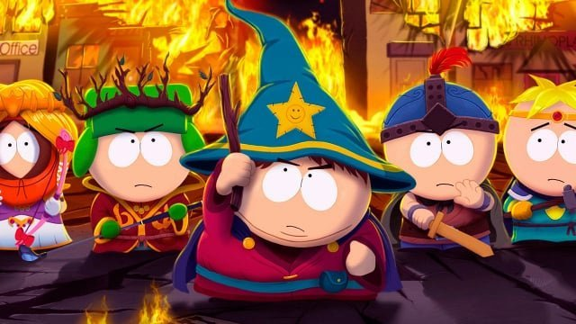 south park the stick of truth switch release, TV Shows