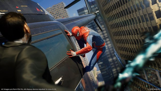 spider-man ps4 fast travel