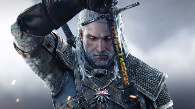 the witcher author cd projekt red
