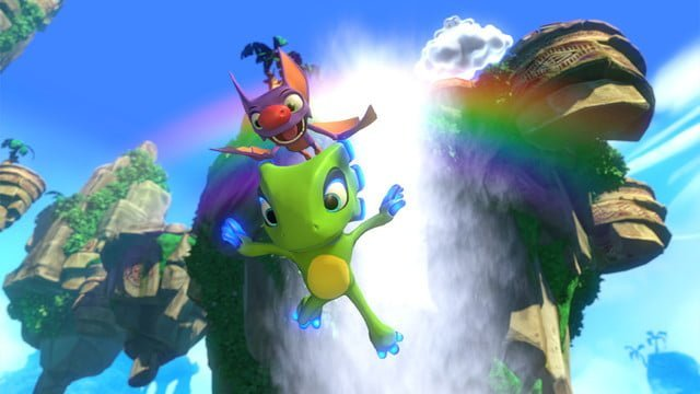 Yooka-Laylee Collector's Edition Limited Run Games