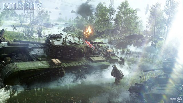 All Battlefield 5 Reinforcements what is available