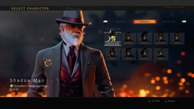 All Black Ops 4 Blackout Characters