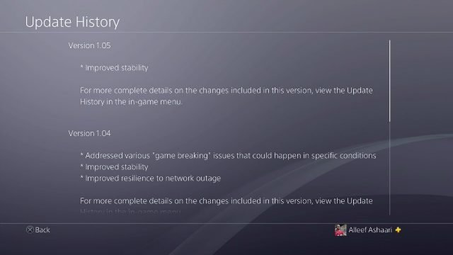 Assassin's Creed Odyssey 1.05 Update
