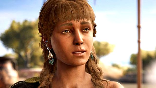 Assassin's Creed Odyssey Diona