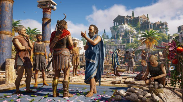 Assassins Creed Odyssey Switch Release Date