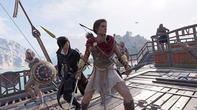 Assassin's Creed Odyssey free dlc