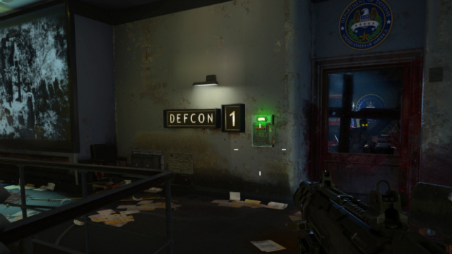 Black Ops 4 Classified First DEFCON Switch