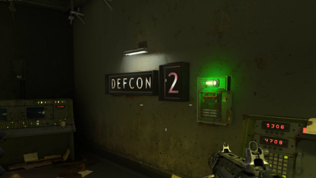 Black Ops 4 Classified Second DEFCON Switch