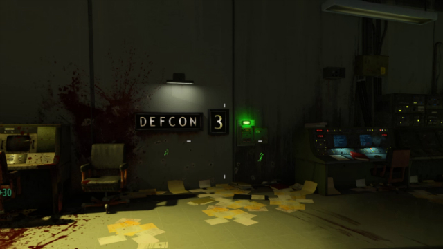 Black Ops 4 Classified Third DEFCON Switch