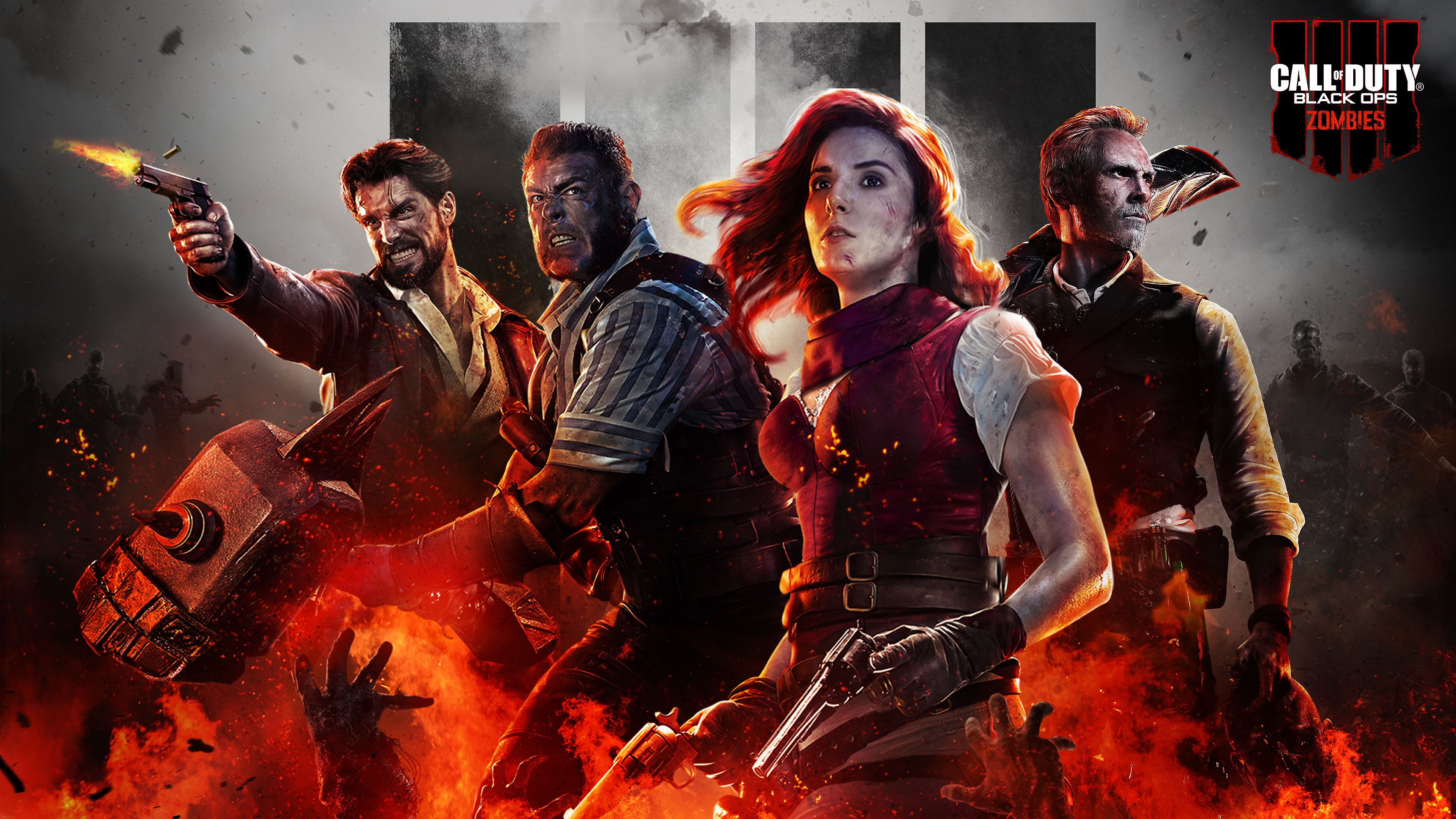 Call of Duty Black Ops 4 - Update 1.03 Patch Notes