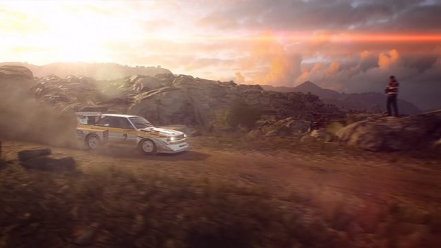 Dirt Rally 2 VR might be coming to the game after it releases next year.
