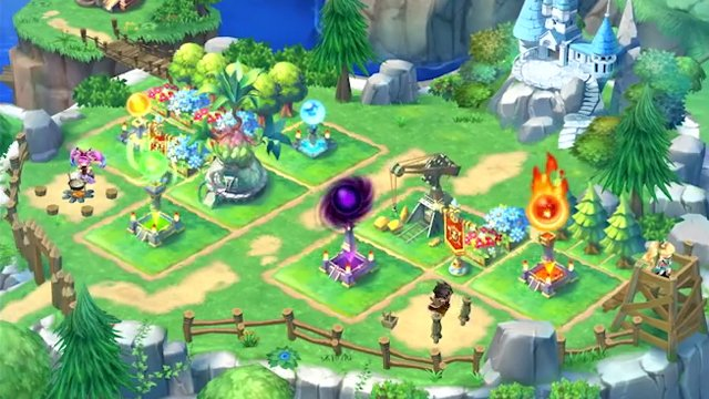 Dragalia Lost Castle