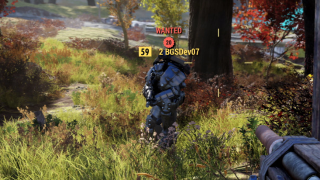 Fallout 76 Griefer Bounty