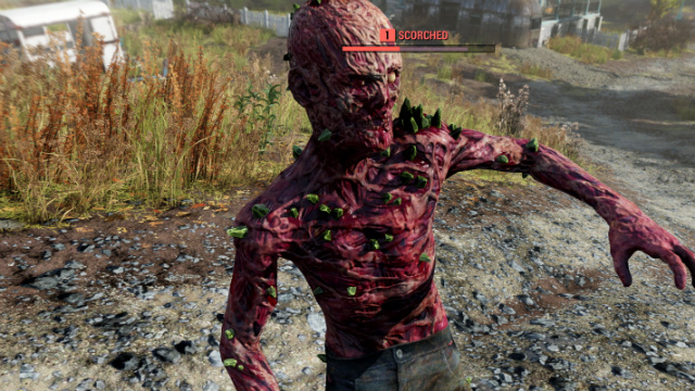 Fallout 76 Scortched Enemy