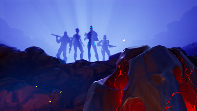 Fortnite Save The World free-to-play