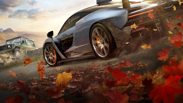 Forza Horizon 4 best games of 2018