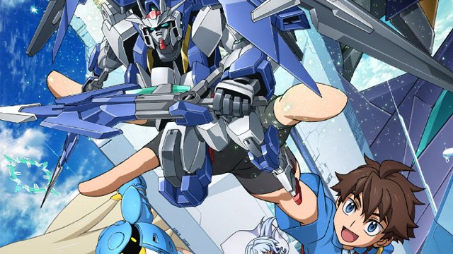 Gundam Build Divers English Dub