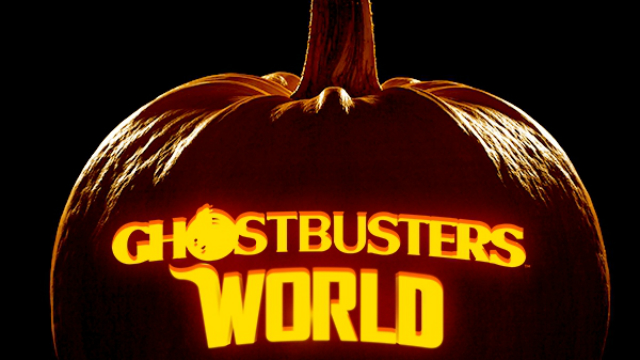 Ghostbusters World Halloween