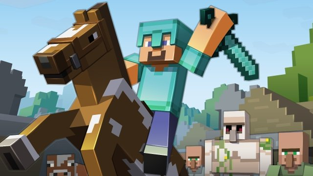 Minecraft Monthly Players
