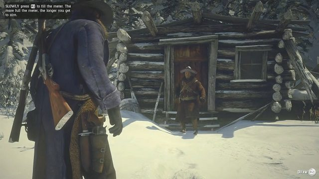 Red Dead Redemption 2 Bully Easter Egg