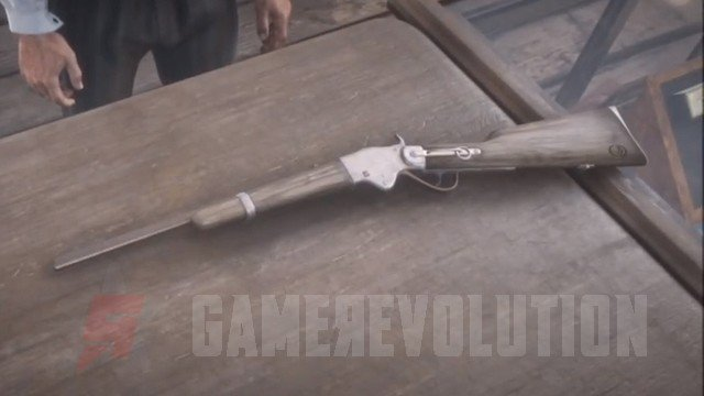 Red Dead Redemption 2 Carbine Repeater