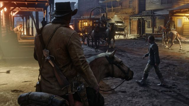 Red Dead Redemption 2 Closed Stores