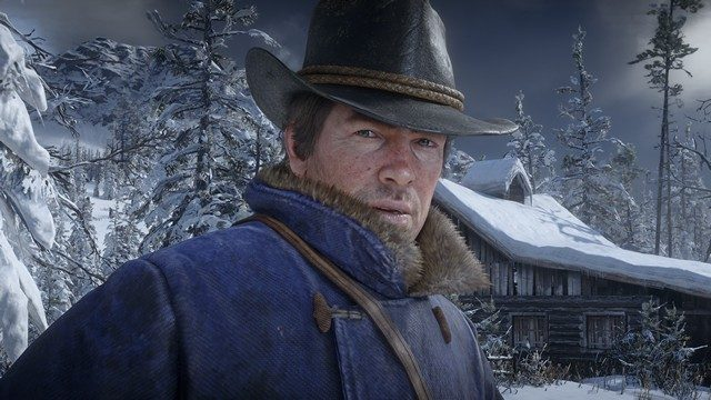 Red Dead Redemption 2 slow