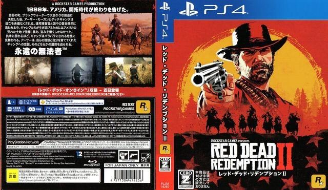 red dead redemption 2 two disks