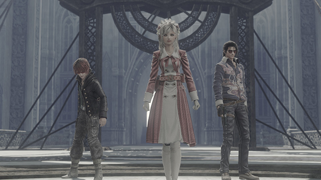Resonance of Fate HD texture pack