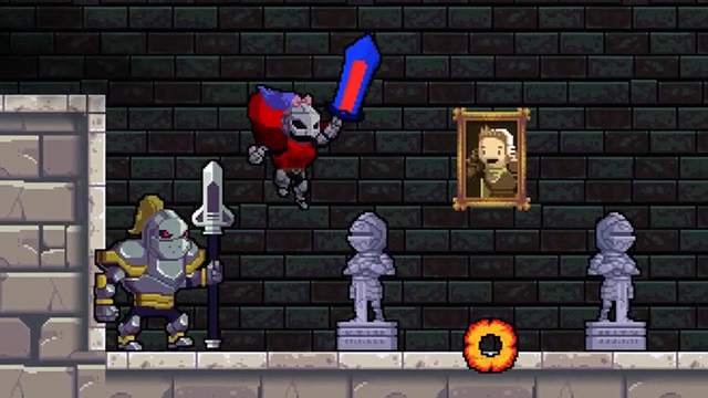 Rogue Legacy Switch Release Date