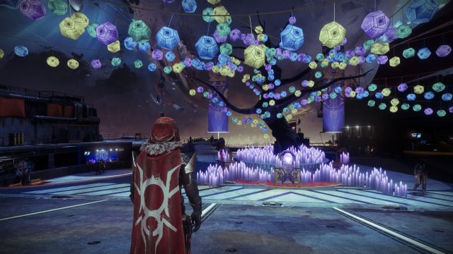 destiny 2 festival of the lost decorations