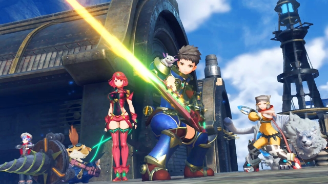 Xenoblade Chronicles 2 2.0.1 Update