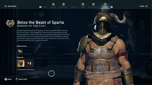 Assassin's Creed Odyssey spear of leonidas - How to Upgrade the Spear of Leonidas