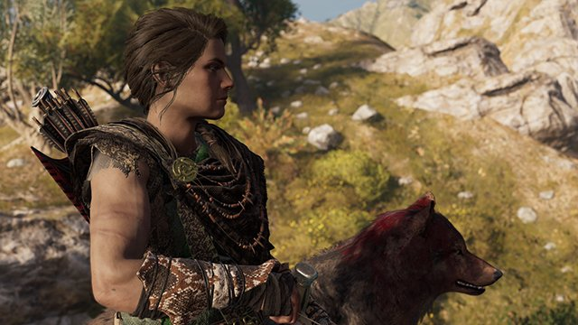 Assassin's Creed Odyssey - How to Tame a Wolf