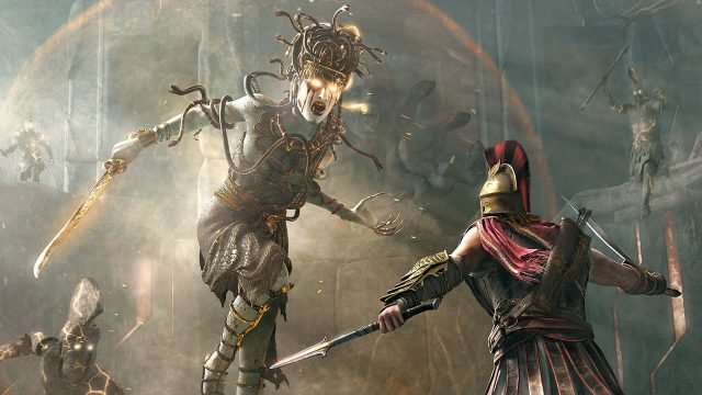 Assassin's Creed Odyssey New Game Plus