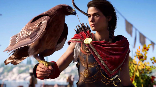 Assassin's Creed Odyssey Xbox One X