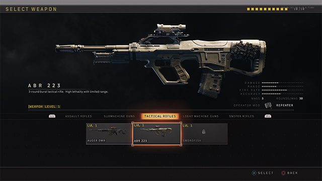 Black Ops 4 Best Weapons