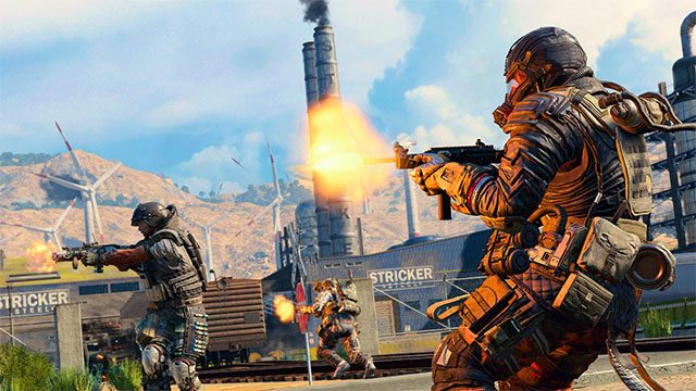 black ops 4 blackout free to play