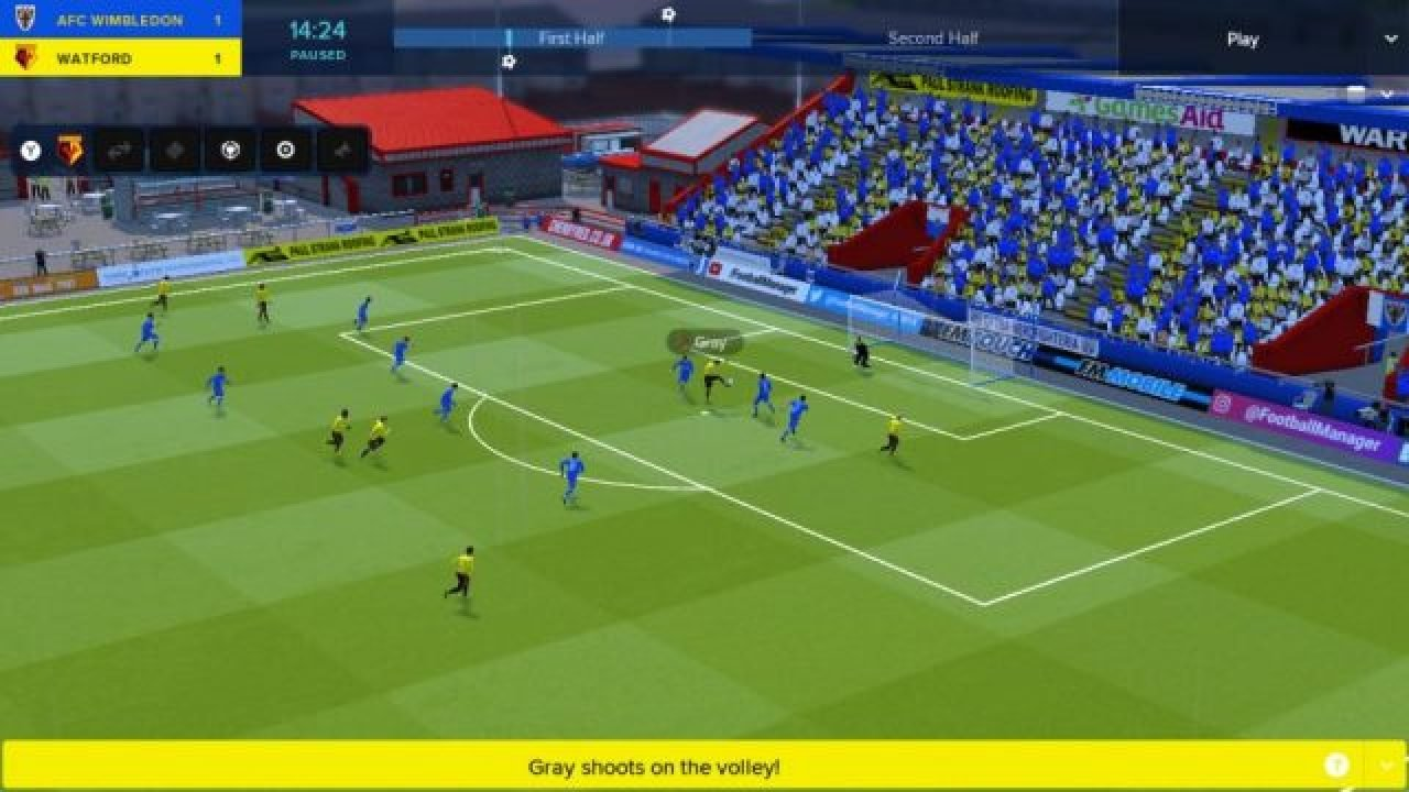Football Manager 2019 Crashing - How to Fix - GameRevolution