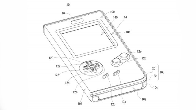 A Nintendo Game Boy phone case was patented by the company earlier this year.