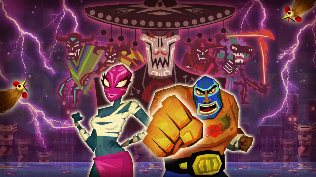 Guacamelee Switch