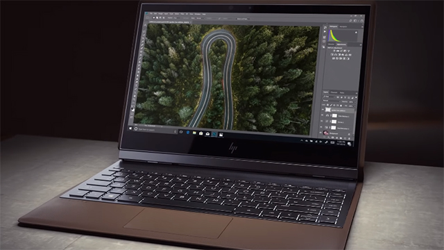 The New HP Spectre Folio Looks Like a Tablet Case