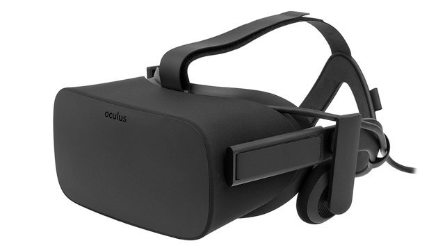 Brendan Iribe helped bring the Oculus Rift to market in 2016.